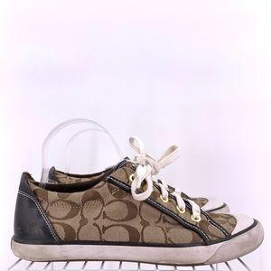 Coach Women's Sneakers Size 8.5